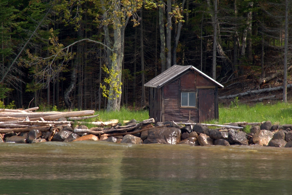 manitou island fish camp cabin Apostle Islands Cabins