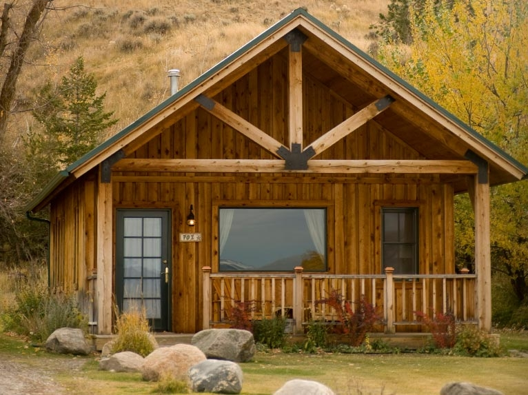 montana cabins for rent at chico hot springs Pictures Of Cabins