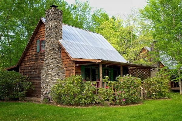 mountain springs log cabins in asheville nc cabin rentals Cabins Near Asheville