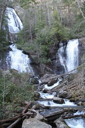 no cell service at smith creek cabins review of unicoi state Anna Ruby Falls Cabins