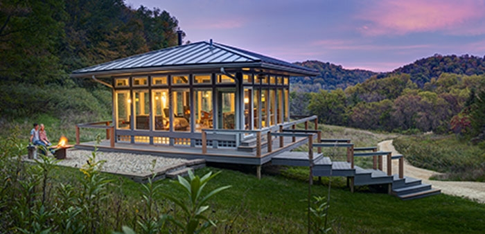nothing holds a candle to these cabins Candlewood Cabins