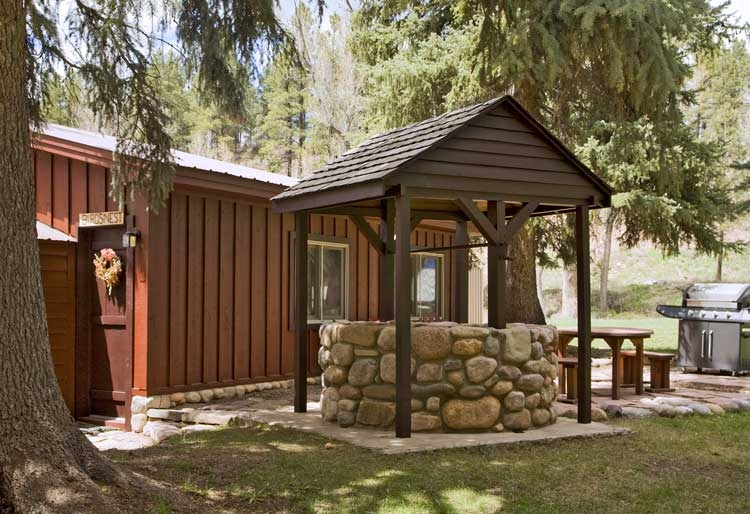 o bar o cabins durango colorado birdsnest cabin O Bar O Cabins Birds Nest Cabin