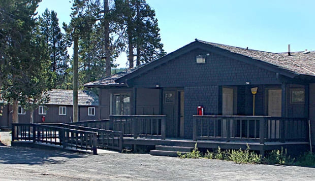 old faithful snow lodge and cabins my yellowstone park Old Faithful Snow Lodge And Cabins