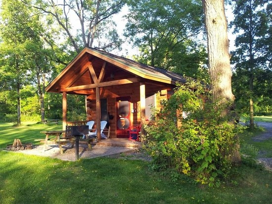our cabin picture of finger lakes mill creek cabins lodi Finger Lakes Cabin
