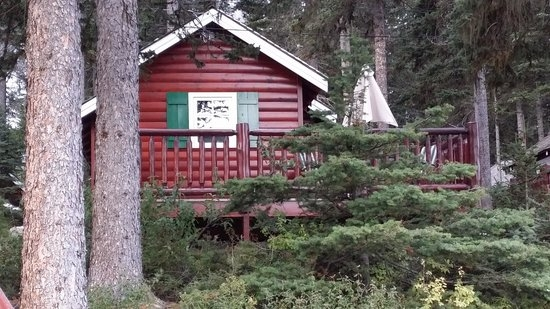 our cooper cabin picture of paradise lodge bungalows Paradise Lake Cabin