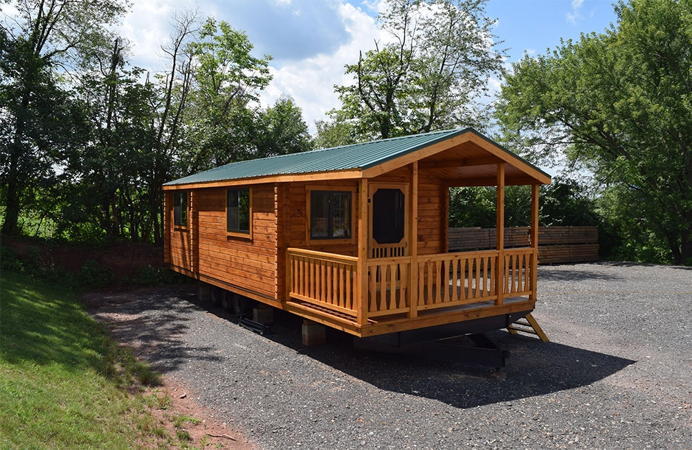 Permalink to Elegant Mobile Home Cabins Ideas