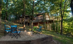 peckerwood knob cabins in oklahoma secluded cabin rentals Secluded Cabins In Oklahoma