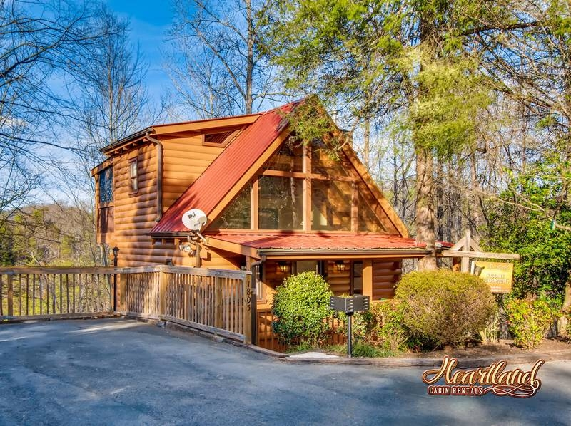 pet friendly cabins in gatlinburg and pigeon forge tennessee Pet Friendly Cabins In Gatlinburg