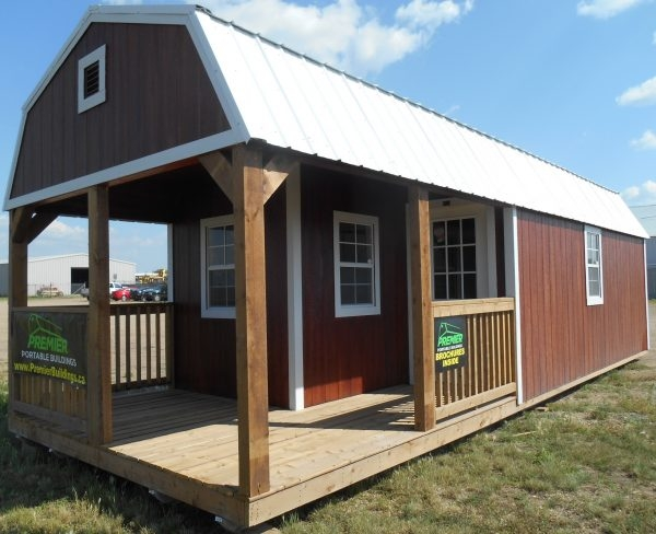premier lofted barn cabin Lofted Cabin