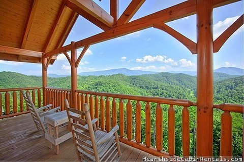 preserve resort cabins in wears valley smoky mountain high Smokey Mountains Cabin