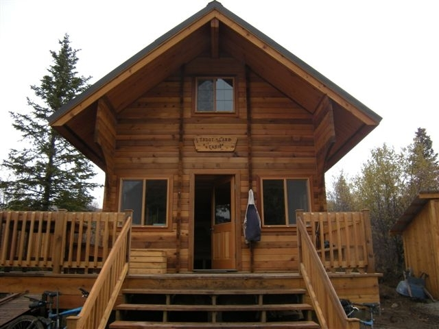 Permalink to Cozy Alaska Public Use Cabins Gallery