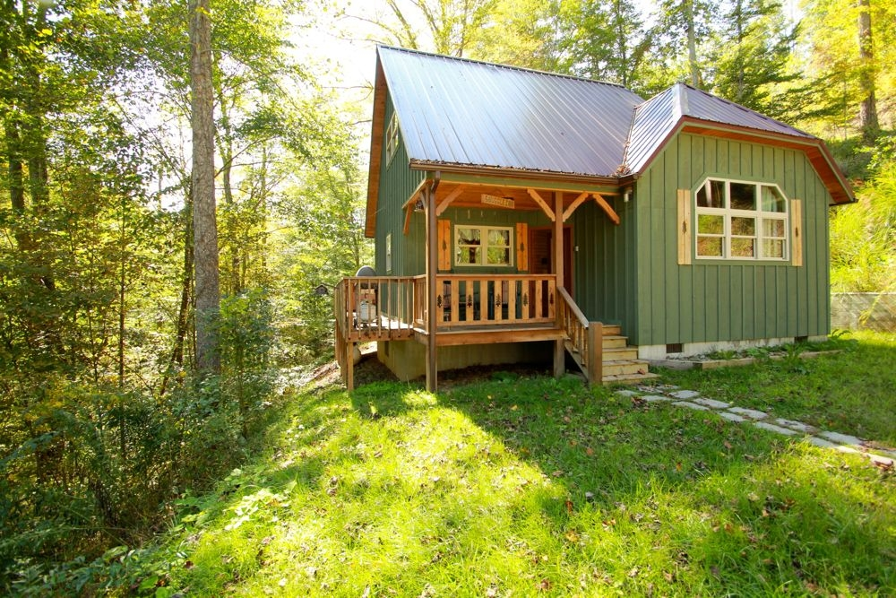 red river gorge cabin rental vacation home income Cabins In Louisville Ky