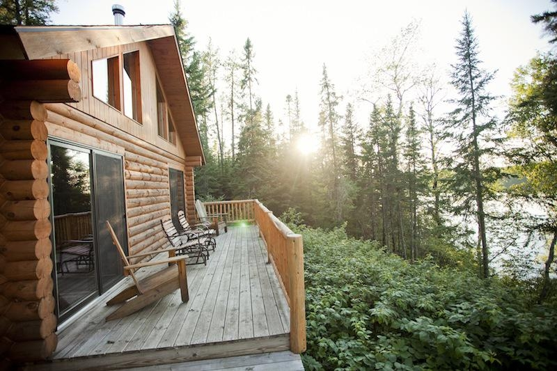 remote minnesota lodging Boundary Waters Cabins