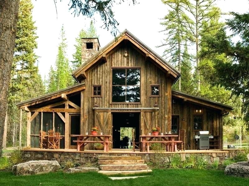 rustic cabin plans bobbrousseau Small Rustic Cabins