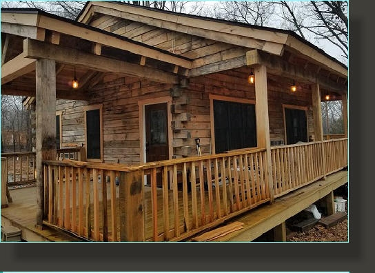 schutt log homes and mill works Hunting Cabin Kits