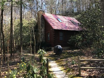 Permalink to Anna Ruby Falls Cabins Gallery