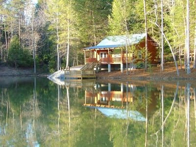secluded romantic cabin rental for 2 near cookeville crossville tn muddy pond Secluded Cabins In Tennessee
