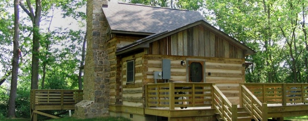 shenandoah river cabins luray page county virginia Skyline Drive Cabins