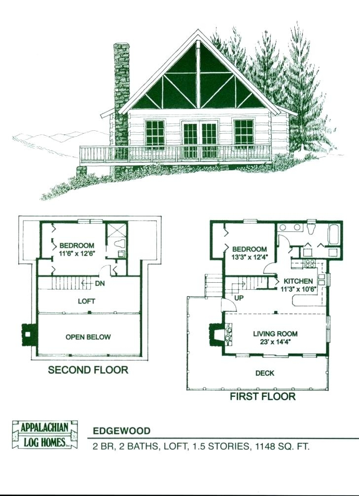 small 2 story log cabin tarcisio Two Story Cabin Plans