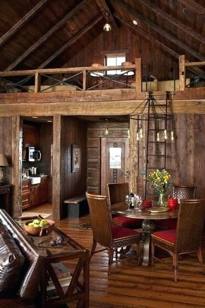 small cabins interiors lake house interior color ideas best Best Small Cabin Pictures