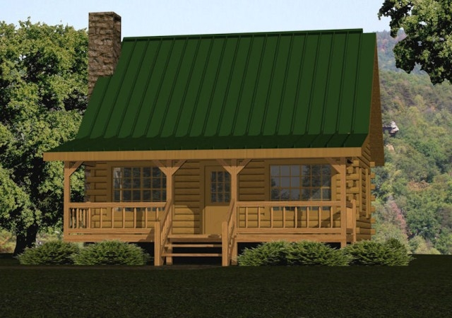 small log cabin kits floor plans cabin series from battle 600 Square Foot Log Cabin