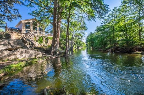 spectacular river views picture of river bluff cabins rio River Cabins Texas