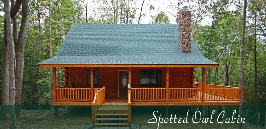 spotted owl cabin hocking hills old mans cave ohio Pictures Of Cabins