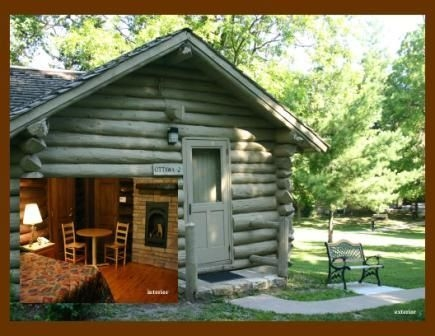 starved rock lodge i love those little cabins travel Starved Rock Lodge Cabins