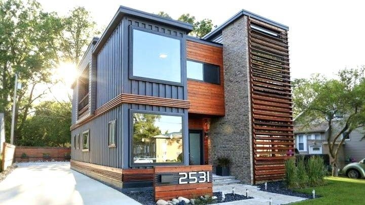 storage container houses homes for house grand designs Storage Container Cabins