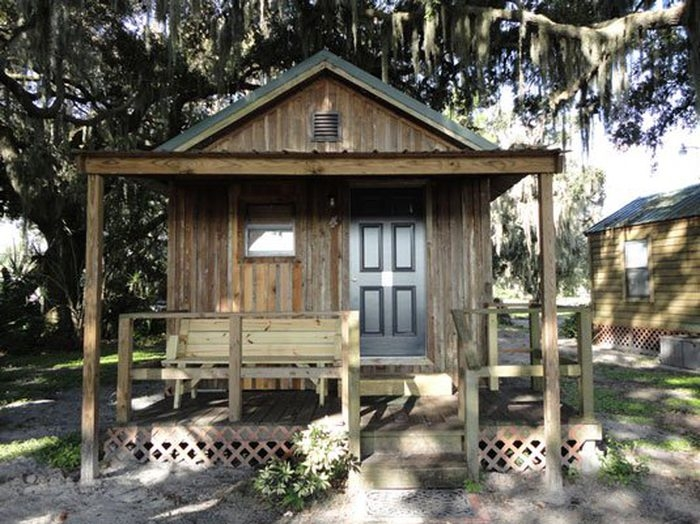 the 10 best fish camps in florida Cabin Camping In Florida