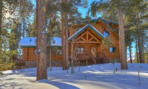 the bear cabin Breckenridge Colorado Cabins