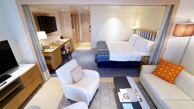 the best cabins for a world cruise travelpulse Best Cruise Cabins