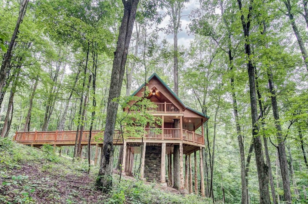 the best cabins in hocking hills Best Cabins In Ohio