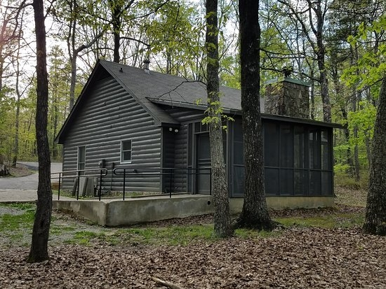 the cabin picture of cloudland canyon state park rising Cloudland Canyon Cabins