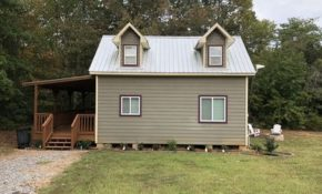 the cozy tiny house retreat at little river canyon ft payne Little River Canyon Cabins