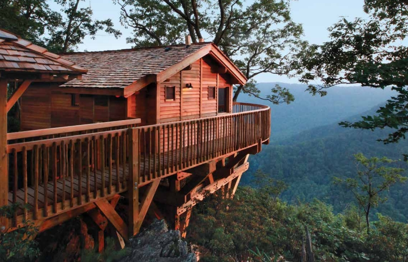 these virginia cabins will give you an unforgettable stay Luxury Cabins In Virginia