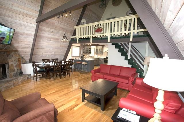 two pet friendly gatlinburg cabins ski mountain chalets Pet Friendly Cabins In Gatlinburg
