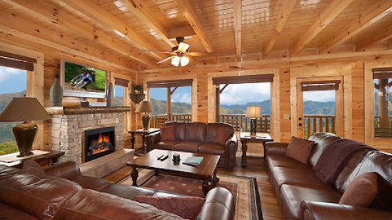 wears valley cabin rentals at the preserve resort Cabins In Wears Valley