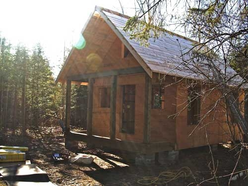 whats the best interior layout for a small cabin Best Small Cabin Pictures