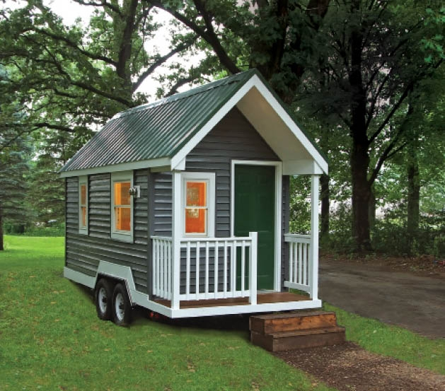 white bear lake based tiny green cabins is leader in custom Tiny Green Cabins