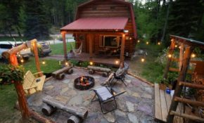 wonderful cabin bordering glacier national park and great Cabins Near Glacier National Park