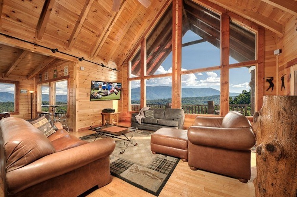 10 things to do inside our cabin rentals in pigeon forge tn Pigion Forge Cabins