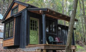 18 small cabins you can diy or buy for 300 and up Small Cabin Pictures