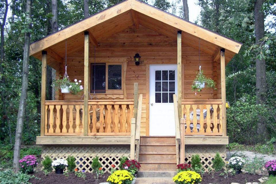 18 small cabins you can diy or buy for 300 and up Small One Person Cabins