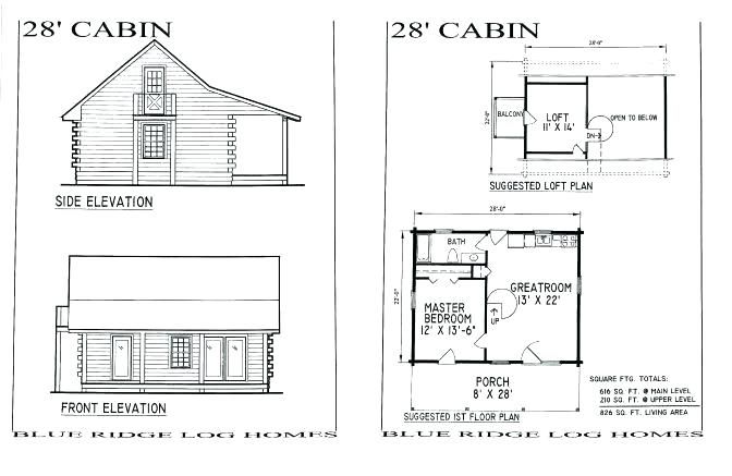2 bedroom log cabin plans with loft 5 floor 3 packages 2 Bedroom Cabin Plans With Loft