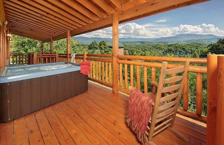 amazing views cabin rentals pigeon forge tn amazing views Amazing Views Cabins