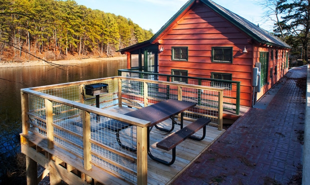 arkansas state parks taylor kempkes architects hot Arkansas State Parks With Cabins