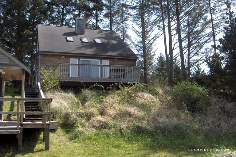 beachfront cabin perfect for families in long beach washington Long Beach Wa Cabins