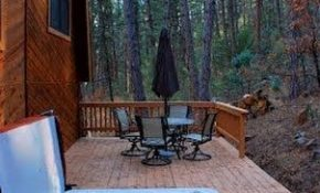 bear paradise 22 cabin for rent in ruidoso new mexico nm Cabins In Ruidoso Nm With Hot Tubs