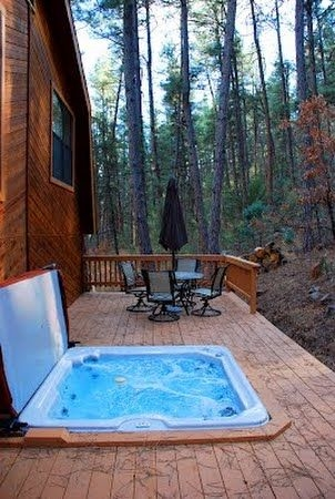 bear paradise 22 cabin for rent in ruidoso new mexico nm Ruidoso Nm Cabins With Hot Tubs